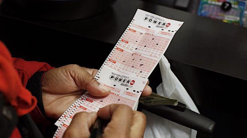 Lotto: Mann gewinnt Millionen und verliert Lottoschein